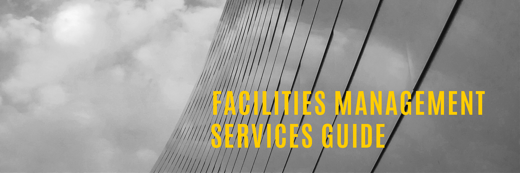 Facilities Management Services Guide header