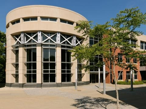 Adler Journalism Building