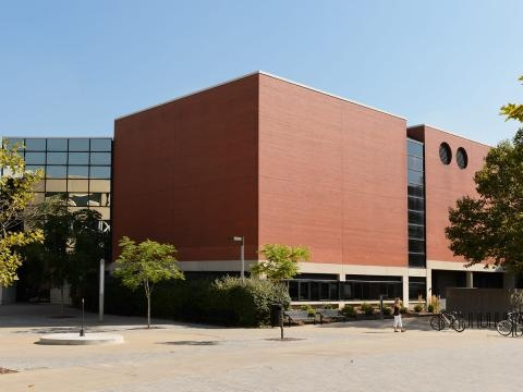 Becker Communication Studies Building