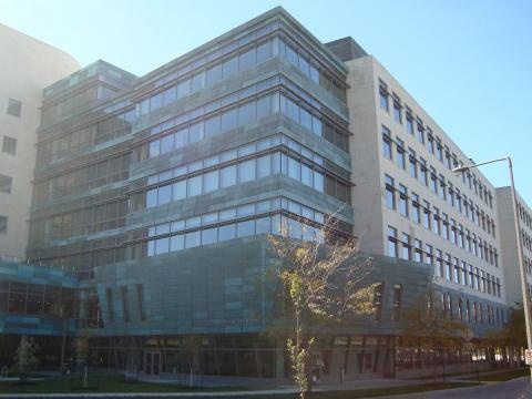 Carver Biomedical Research Building