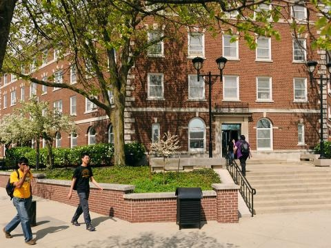 Currier Hall