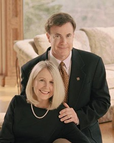 Gary and Camille Seamans