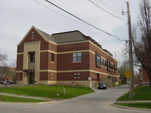 Gerdin Athletic Learning Center