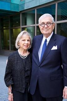 John and Mary Pappajohn
