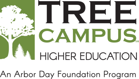 Tree Campus Higher Education logo
