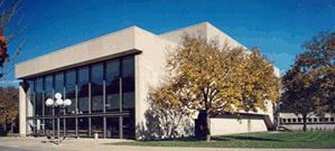 Old Voxman Music Building