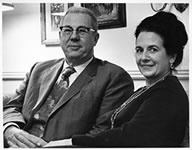 Roy J. and Lucille Carver
