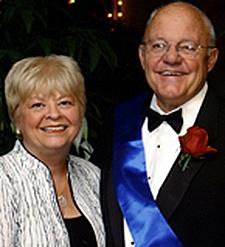 Russell and Ann Gerdin