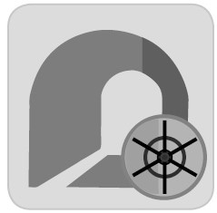 tunnels and vaults icon