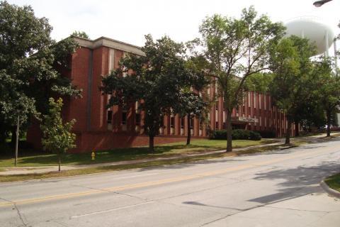 Wendell Johnson Speech and Hearing Center