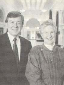 Willard L. Boyd and Susan Boyd