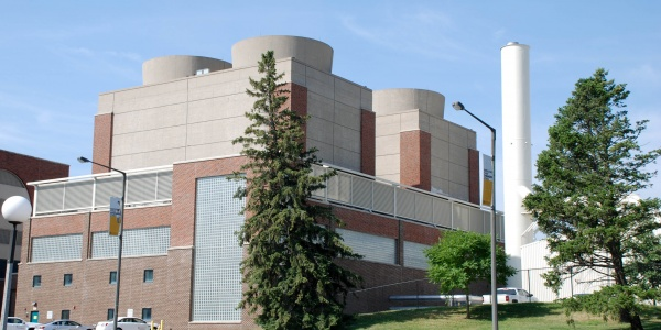 Chilled Water Plant West