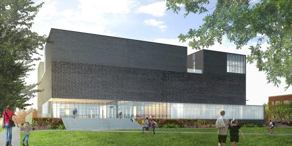 Stanley Museum of Art rendering