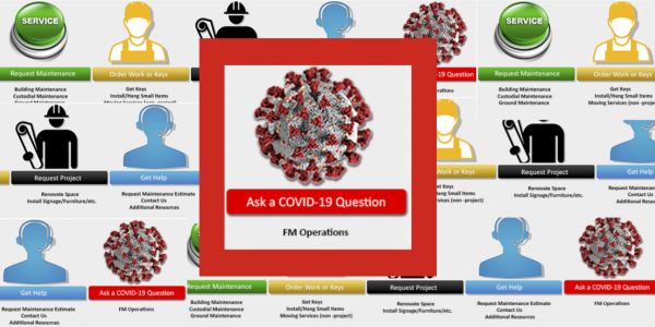 Ask a COVID-19 Question