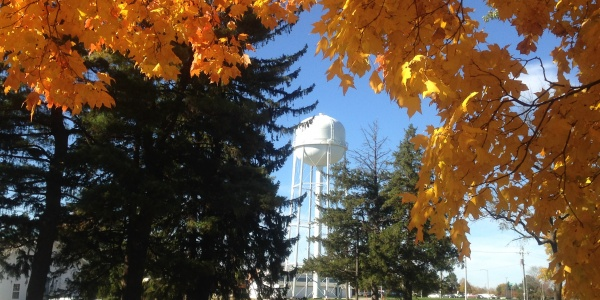 Water Tower - Oakdale