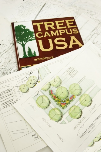 Tree Campus USA designation
